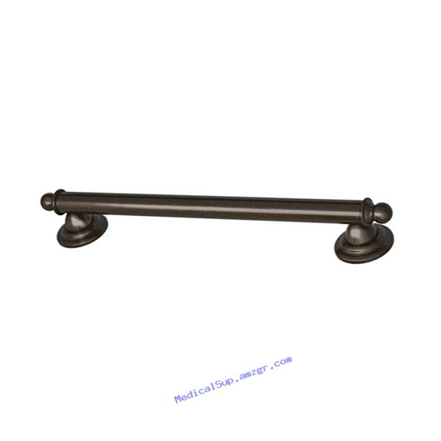 Moen YG2224ORB Brantford 24-inch Designer Grab Bar, Oil Rubbed Bronze