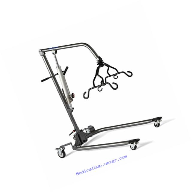 Medline MDS88200DLB Hydraulic Patient Lifts, Low Clearance