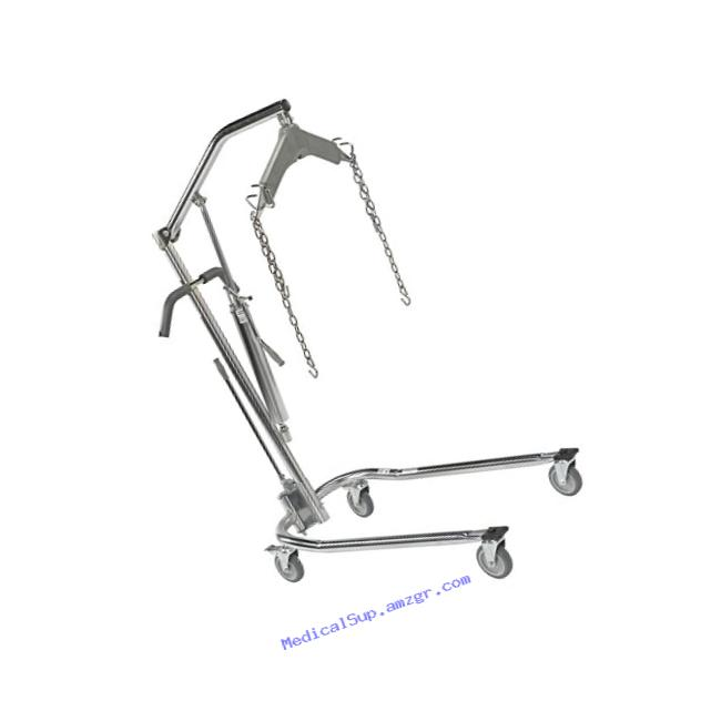 Drive Medical New Style Patient Lift, Chrome
